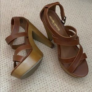 Mossimo Strappy Heels